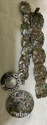 925 Sterling Silver Lot of 465 Grams Scrap Or Not Bracelet, Necklace. ETC