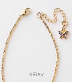 ANNA SUI x Disney Beauty and the Beast Mrs. Pot & Chip Necklace Japan New EMS #1