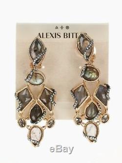 Alexis Bittar 140888 Elements Phoenix Clip-On Drop Earrings