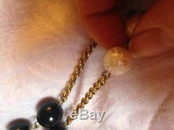 Authentic Chanel sautoir pearl bead necklace -beautiful vintage Chanel