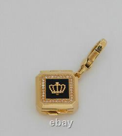 Authentic Juicy Couture 2008 Eye Shadow Compact Charm YJRU1808