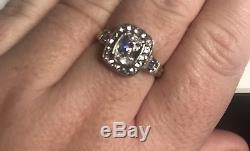 Authentic PANDORA Ring Beautiful Ring