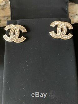 Beautiful CHANEL Earrings