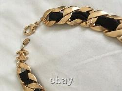 Chanel Authentic Choker/necklace made in France
