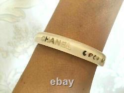 Chanel Bracelet Beige Gold Coco Mademoiselle Vip Gift