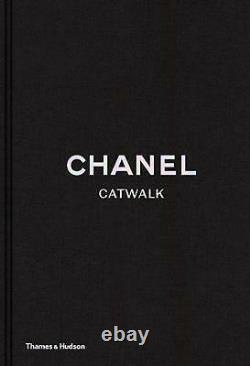 Chanel Catwalk by Patrick Mauries (English) Hardcover Book Free Shipping