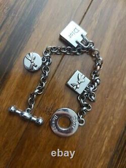Dior Beauty Charm Bracelet Monogram. C056
