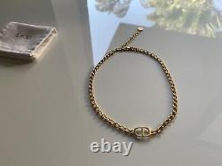 Dior Petit CD Choker Necklace