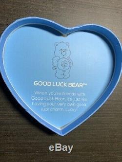 Erstwilder Good Luck Bear Brooch Care Bears