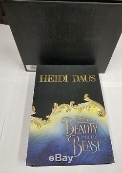 Heidi Daus Red Rose Pearl Enchanted Beauty And The Beast Necklace