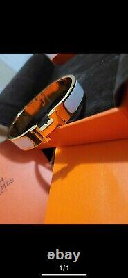 Hermes Bracelet Mens Womens Metal Clasp Brand New