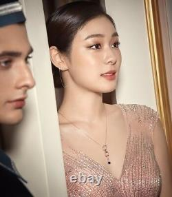 J. ESTINA Spesta Earring JJSPEQ8AF220SR000 The Beauty Inside K drama KPOP Arafeel