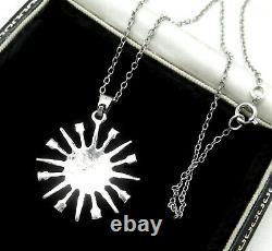 Jewellery Beautiful Art Deco Vintage Style Rhinestone Shining Star Necklace