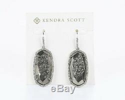 KENDRA SCOTT 140918'Ellen' Drusy Drop Earrings