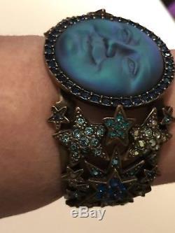 Kirks Folly Seavirw Moon Cuff Bracelet Beautiful