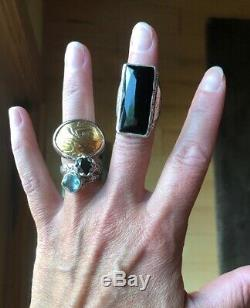 Large Silpada Lot Of Beautiful Items 25 Pieces Rings Sizes 7&8 HTF
