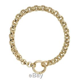 Laura Lombardi Exclusive Necklaces Gold Rolo Collar