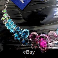 NEW Authentic SWAROVSKI Crystal Eminence Medium Necklace With Box & Tag #5189757