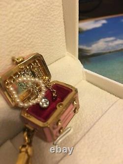 Nwt 2006 Juicy Couture Jewelry Chest Charm Yjru1065 Rare