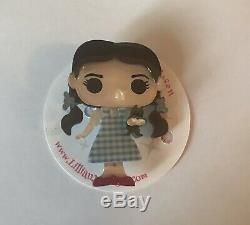 Rare Beautiful Lillian Madison Dorothy Brooch In Box Wizard Of Oz Sold Out