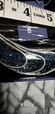 Swarvoski Earth Necklace-Brand New-Beautiful for Summer